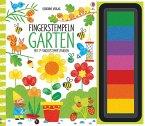 Fingerstempeln: Garten