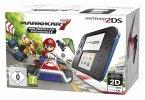 Nintendo 2DS schwarz + Mario Kart 7 (vorinstalliert)