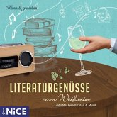 Literaturgenüsse zum Weißwein