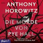 Die Morde von Pye Hall, 8 Audio-CDs
