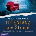 Totentanz am Strand / Dr. Sommerfeldt Bd.2 (4 Audio-CDs)