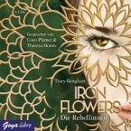 Die Rebellinnen / Iron Flowers Bd.1 (4 Audio-CDs)