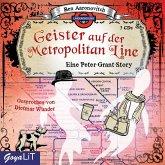 Geister auf der Metropolitan Line, 3 Audio-CDs