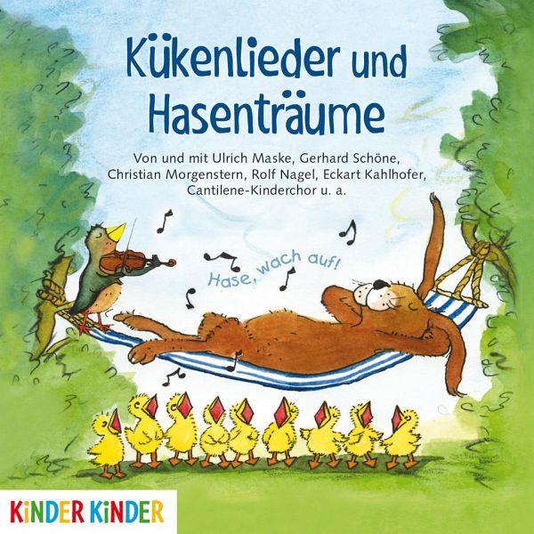 Kükenlieder Und Hasenträume Fröhliche Frühlingslieder Und Gedichte