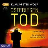 Ostfriesentod / Ann Kathrin Klaasen ermittelt Bd.11 (2 MP3-CDs)