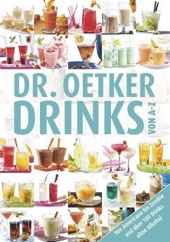 Drinks von A-Z (Mängelexemplar) - Dr. Oetker
