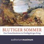 Blutiger Sommer (Ungekürzt) (MP3-Download)