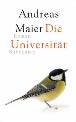 Die Universität (eBook, ePUB) - Maier, Andreas