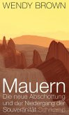 Mauern (eBook, ePUB)