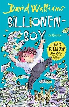 Billionen-Boy - Walliams, David
