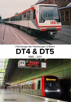 Fahrzeuge der Hamburger U-Bahn: DT4 & DT5