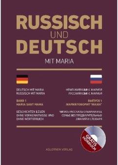 Russisch und Deutsch mit Maria. Das Hörbuch auf Russisch und Deutsch inklusive - Sancakdaroglu, Asalet