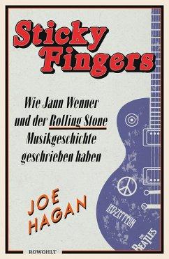 Sticky Fingers - Hagan, Joe