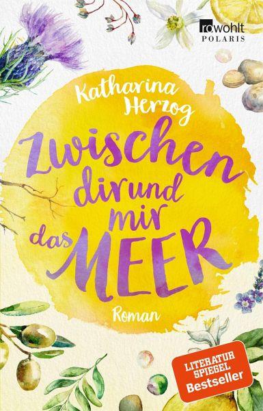 Zwischen dir und mir das Meer von Katharina Herzog-Sommerbuch-Buch für den Sommer