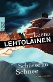 Schüsse im Schnee / Hilja Ilveskero Bd.4