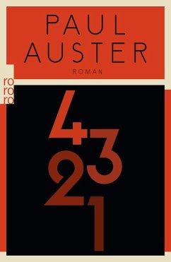 4 3 2 1 (4321) - Auster, Paul