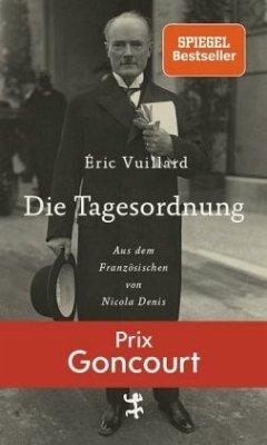 Die Tagesordnung - Vuillard, Èric