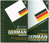 Hammer's German Grammar and Usage 6e + Practising German Grammar 4e, 2 Teile