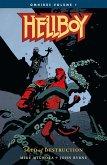 Hellboy Omnibus Volume 1: Seed Of Destruction