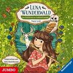 Ein Schlüssel im Eulenschnabel / Luna Wunderwald Bd.1 (1 Audio-CD)