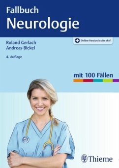 Fallbuch Neurologie - Gerlach, Roland;Bickel, Andreas