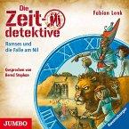 Ramses und die Falle am Nil / Die Zeitdetektive Bd.38 (1 Audio-CD)