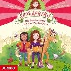 Die freche Hexe und das Zauberpony / Simsalahicks! Bd.1 (1 Audio-CD)