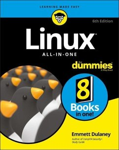 Linux All-In-One For Dummies - Dulaney, Emmett