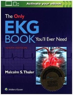 The Only EKG Book You´ll Ever Need, Internation...