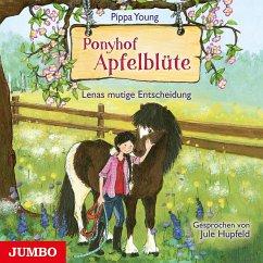 Lenas mutige Entscheidung / Ponyhof Apfelblüte Bd.11 (1 Audio-CD) - Young, Pippa