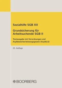 Sozialhilfe SGB XII Grundsicherung für Arbeitsu...