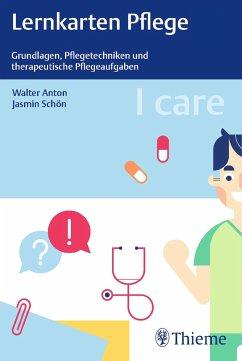 I care Lernkarten Pflege - Anton, Walter; Schön, Jasmin