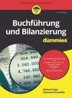 Buchführung und Bilanzierung für Dummies - Griga, Michael; Krauleidis, Raymund