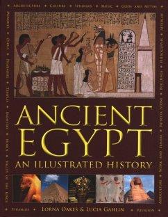 Ancient Egypt - Oakes, Lorna; Gahlin, Lucia
