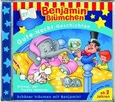 Benjamin Blümchen, Gute-Nacht-Geschichten - Krümel, der freche Hamster, 1 Audio-CD