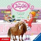 Ein Schnabel voll Glück / Das Pony-Café Bd.3 (1 Audio-CD)