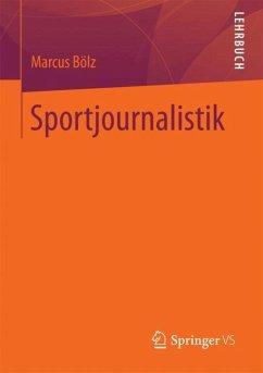 Sportjournalistik - Bölz, Marcus