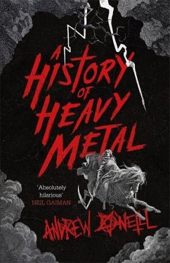 A History of Heavy Metal - O'Neill, Andrew