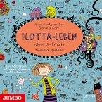 Wenn die Frösche zweimal quaken / Mein Lotta-Leben Bd.13 (1 Audio-CD)
