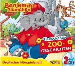 Benjamin Blümchen - Tierisch tolle Zoogeschicht...
