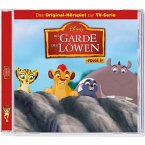 Die Garde der Löwen - Die verirrten Gorillas/Ono und das Nashorn, 1 Audio-CD