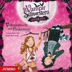 Vollmondnacht mit Fledermaus / Die Vampirschwestern black & pink Bd.2 (2 Audio-CDs)