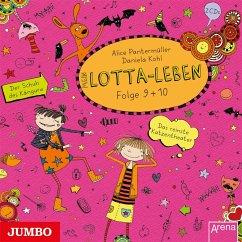 Das reinste Katzentheater / Der Schuh des Känguru / Mein Lotta-Leben Bd.9-10 (2 Audio-CDs) - Pantermüller, Alice