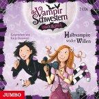 Halbvampire wider Willen / Die Vampirschwestern black & pink Bd.1 (2 Audio-CDs)