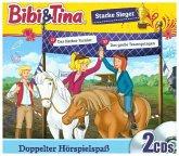 Bibi & Tina - Starke Sieger, 2 Audio-CD