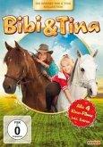 Bibi & Tina 1-4 DVD-Box