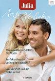 Der unwiderstehliche Dr. North & Perfekte Braut verzweifelt gesucht & Zu Hause ist, wo die Liebe wohnt / Julia Ärzte zum Verlieben Bd.107 (eBook, ePUB)