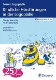 Kindliche Hörstörungen in der Logopädie (eBook, PDF)