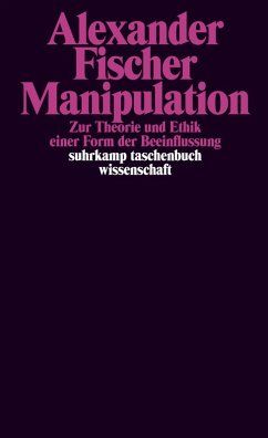 Manipulation (eBook, ePUB) - Fischer, Alexander