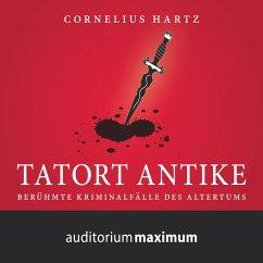 Tatort Antike (Ungekürzt) (MP3-Download) - Hartz, Cornelius
